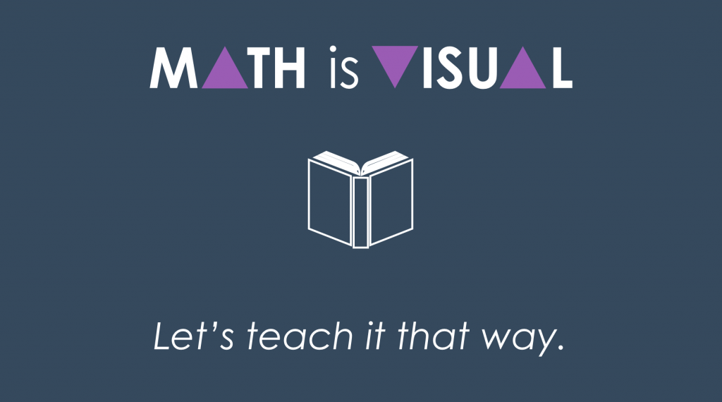 Math Is VIsual About Page Header