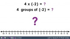 Integer Multiplication Symbolically.034 4 x -2 prompt