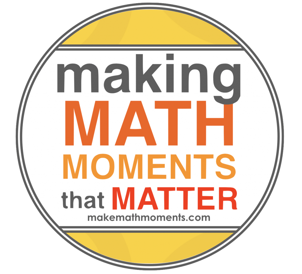 Making Math Moments That Matter Logo