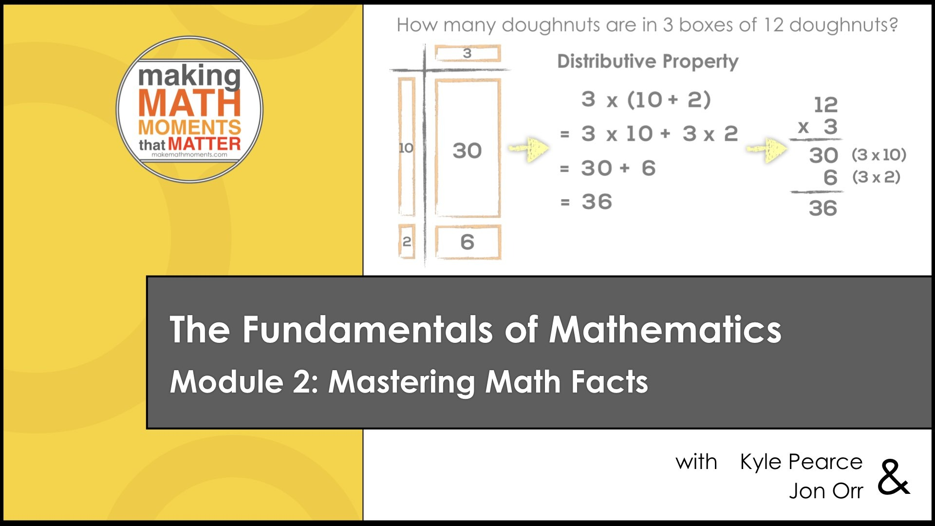 MMM - Mini-Course - The Fundamentals of Mathematics Lesson Featured Images.007
